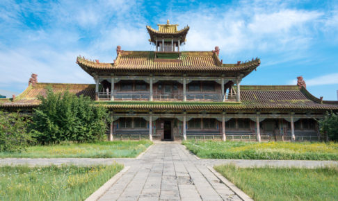 2017モンゴル旅行記⑱ウランバートル ボグド・ハーン宮殿博物館 ...